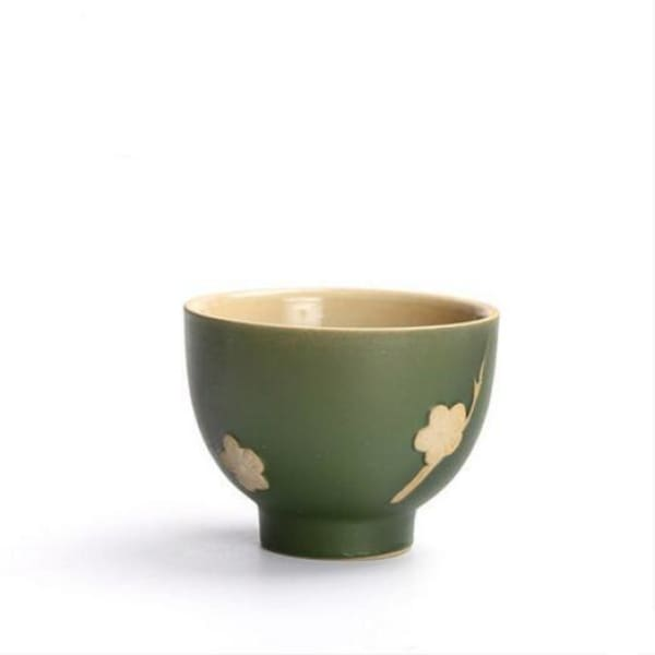 Tea Cup Takamatsu - 60ml / Green - Tea