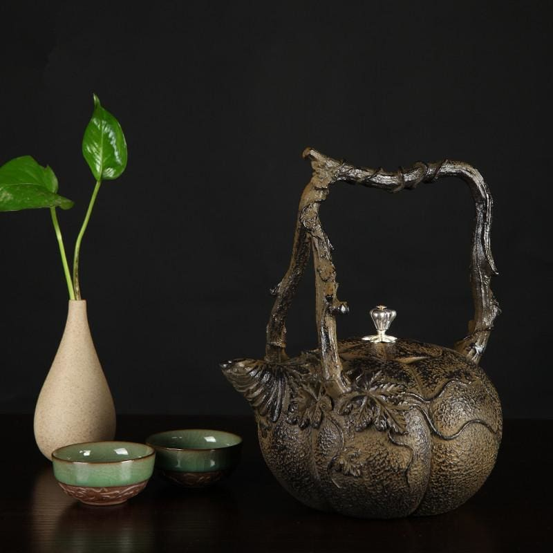 Tea Pot Haku - Tea Pot