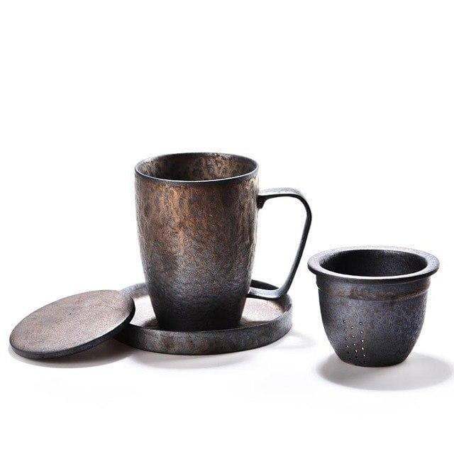 Tea Set Kita - Rustic - Tea