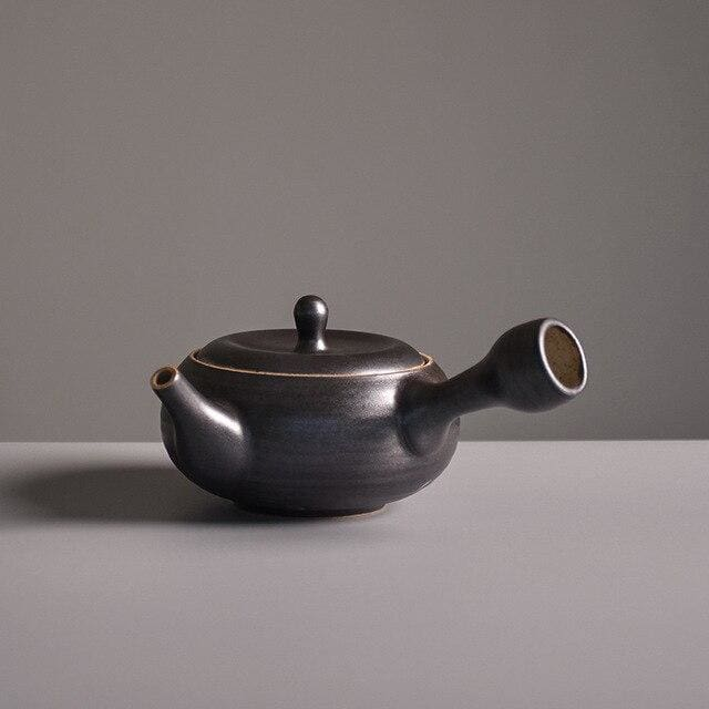 Teapot Kazasi - Black - Tea Pot