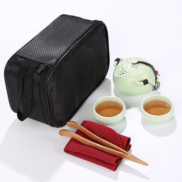 Travel Tea set Minamidait - C - Tea