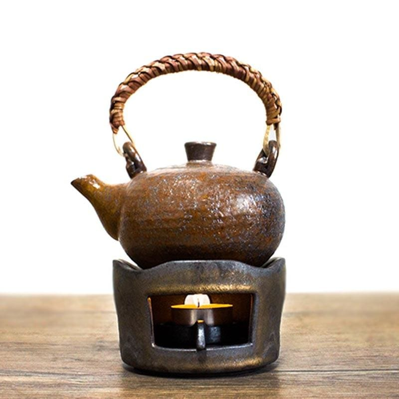 Warm Teapot Stove Sukiyaki - Tea Pot