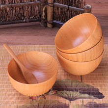 Load image into Gallery viewer, Wooden Bowl Ibaraki - Bowls