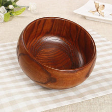 Load image into Gallery viewer, Wooden Bowl Miyazaki - Bowls
