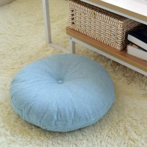 Zafu Hamana - Blue / S - Tatami Cushion