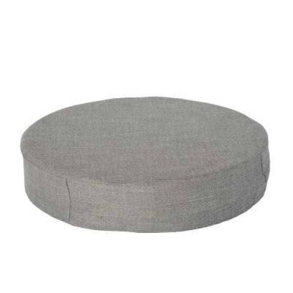 Zafu Inawashiro - Grey / S - Tatami Cushion