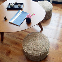 Load image into Gallery viewer, Zafu Kasumigaura - Tatami Cushion