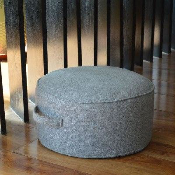 Zafu Saroma - Light Gray - Tatami Cushion
