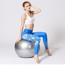 Load image into Gallery viewer, Printed Yoga Leggings for Fitness Sports