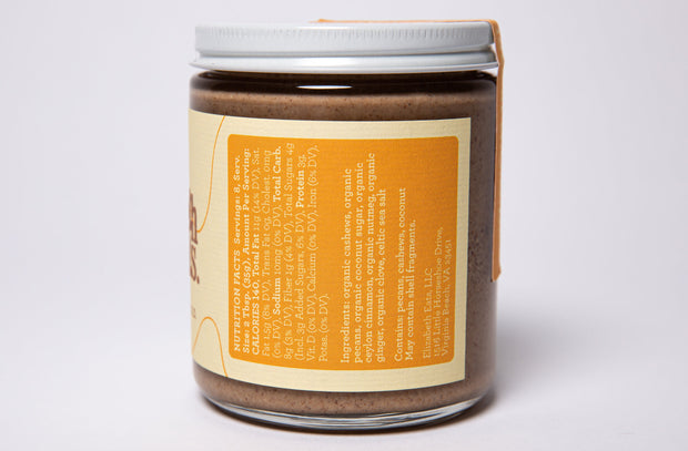 Cinnamon Spice Nut Butter