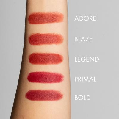 Vapour High Voltage Lipstick Arm Swatch 3