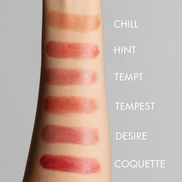 Lip Nectar Swatches