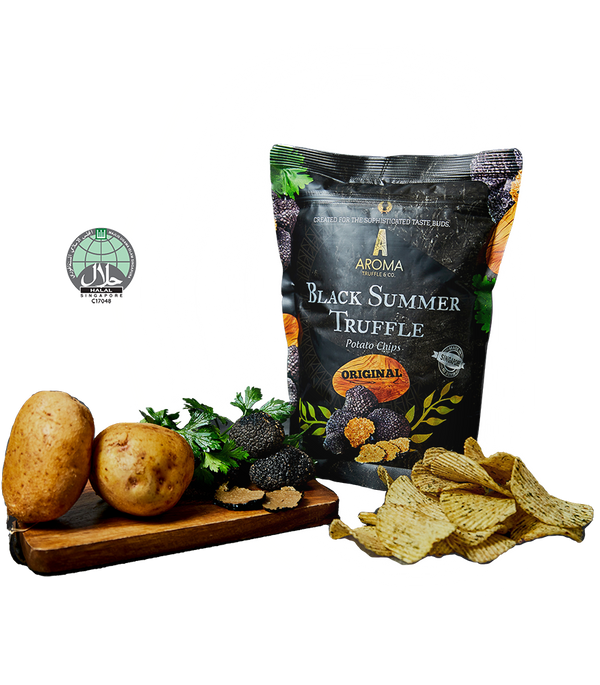 Black Summer Truffle Chips (Original)