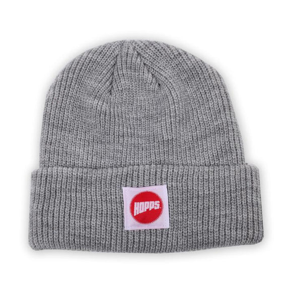 Hopps Skateboards Label Beanie