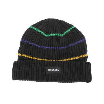 Theories Thin Stripe Beanie