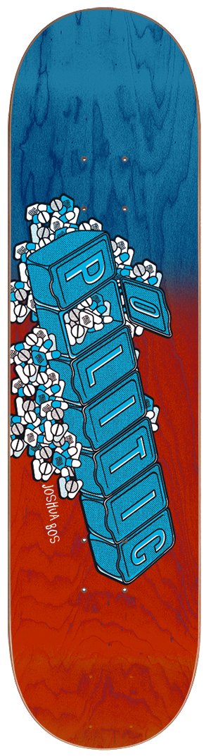 Politic Brand Joshua Bos Pills Deck