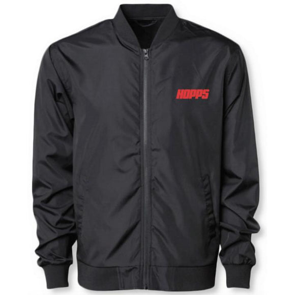 Hopps Flight Jacket Black