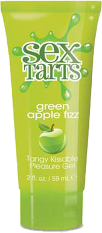 Green Apple Fizz  Tube