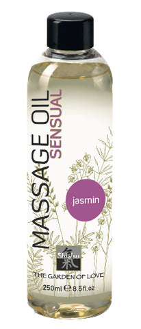 Shiatsu Massage Oil Jasmin 250ml