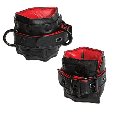 Leather Ankle Restraints