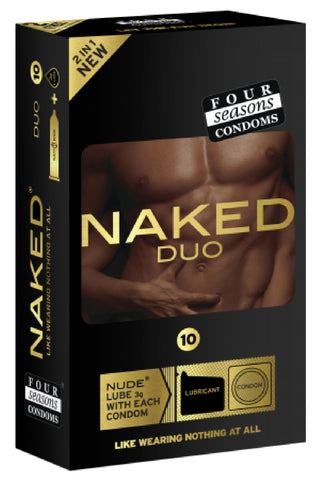 Naked Duo 10's