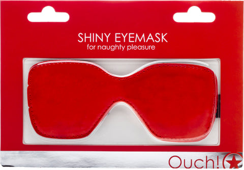 Shiny Eyemask (Red)