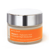 Vitamin C + Hyaluronic Acid Hydrabright Night Moisturiser 50ml OFFER