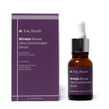 Load image into Gallery viewer, Wrinkle Renew Ultra Concentrated Serum 15ml