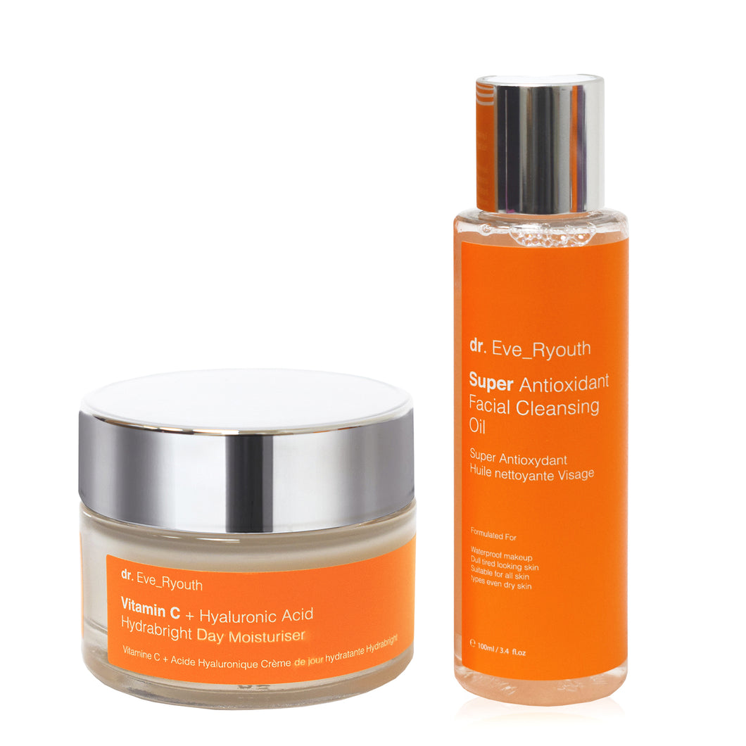 Pro-Radiance Restore Cleanse & Cream Super Set