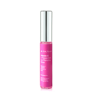 Vitamin E + Peppermint Lip Plumping Gloss 8ml