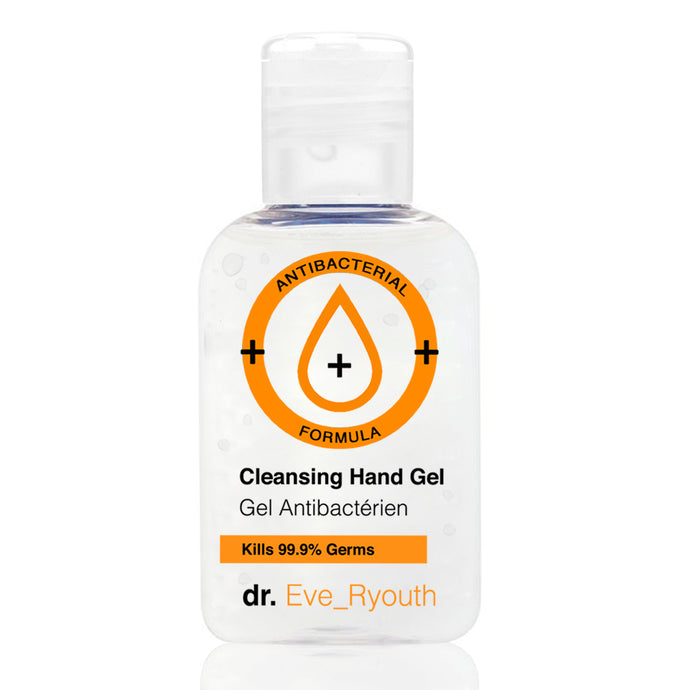 Cleansing Anti-bacterial Hand Gel 50ml