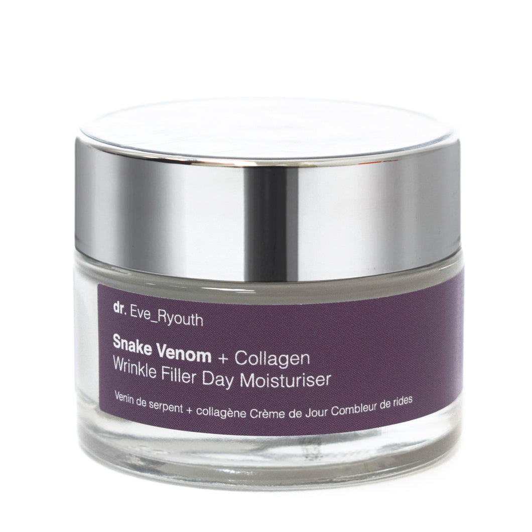 Snake Venom + Collagen Wrinkle Filler Day Moisturiser 50ml