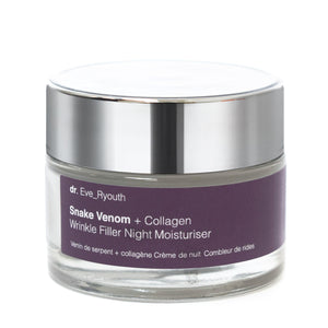 Snake Venom + Collagen Wrinkle Filler Night Moisturiser 50ml