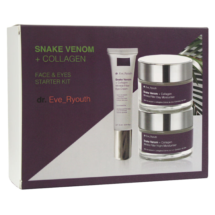 Ultimate Wrinkle Filler Face & Eyes Starter Giftset