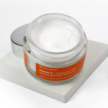 Load image into Gallery viewer, Vitamin C + Hyaluronic Acid Hydrabright Night Moisturiser 50ml OFFER