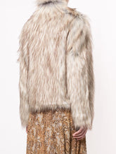 Load image into Gallery viewer, Fur Delish Jacket - Unreal Fur