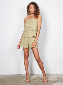 Jocie Shorts Sage | Wish