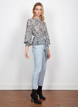 Load image into Gallery viewer, Transcend Tie Blouse | Wish The Label