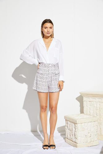 Central Short Maze - Floral | Lune Resort