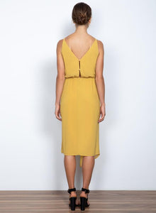 Seasons Midi Dress - Marigold