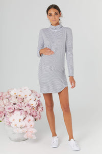Augustus Dress Stripe