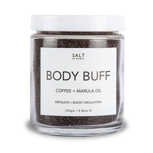 Load image into Gallery viewer, BODY BUFF - COFFEE + MARULA OIL
