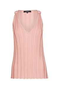 Metallic Pleat Tank | Cable Melbourne