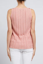 Load image into Gallery viewer, Metallic Pleat Tank | Cable Melbourne