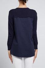 Load image into Gallery viewer, Chloe Crepe Sweater | Cable Melbourne