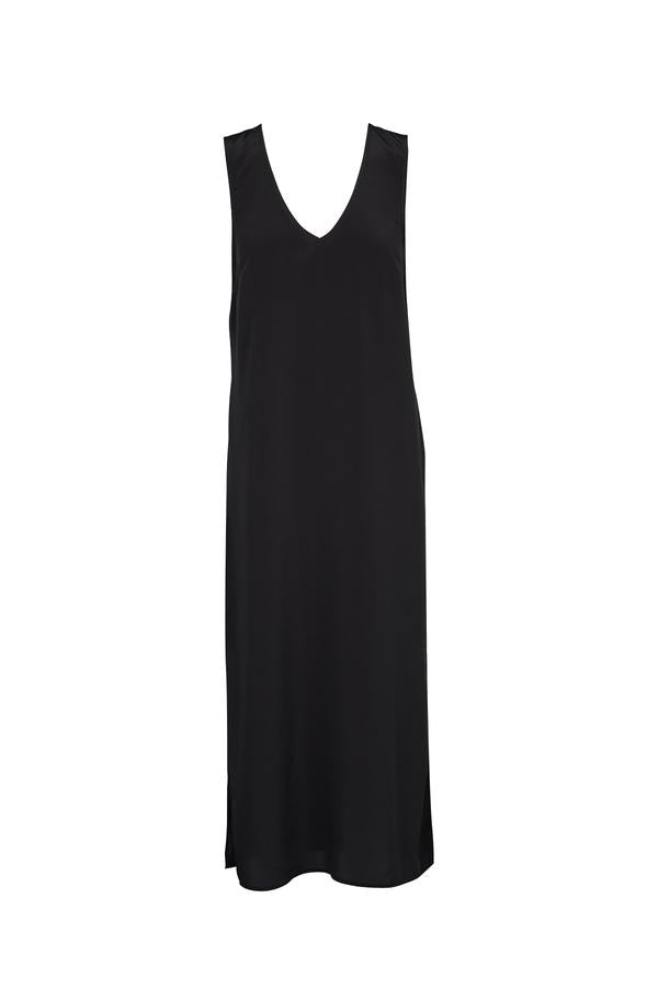 Cleo Dress Black - Cable