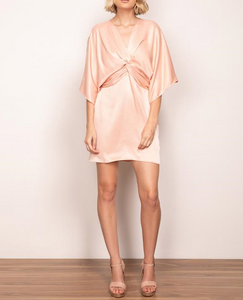 Luminous Dress, Peach | Wish