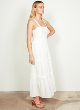 Load image into Gallery viewer, Sophia Dress, White | Wish