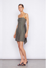 Load image into Gallery viewer, Harlem Dress - Boa Green