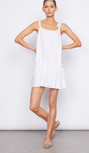 Avant Dress, White | MLM The Label
